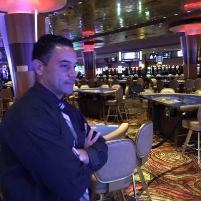 opatrovník kasina